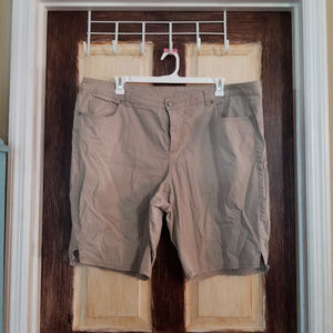Just My Size Shorts Size 26W
